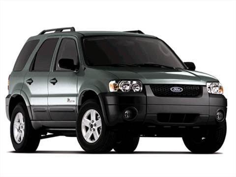 2007 Ford Escape Hybrid Sport Utility 4D  photo
