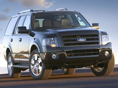 2007 Ford Expedition XLT Sport Utility 4D  photo