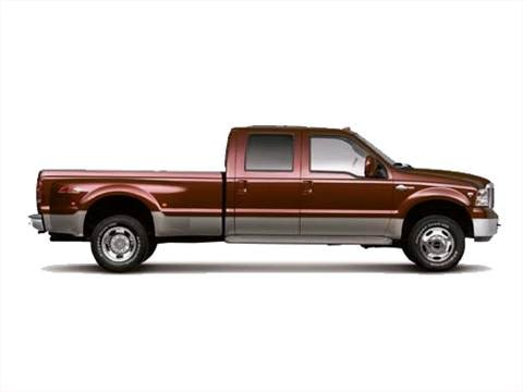 2007 Ford F250 Super Duty Crew Cab King Ranch Pickup 4D 8 ft  photo
