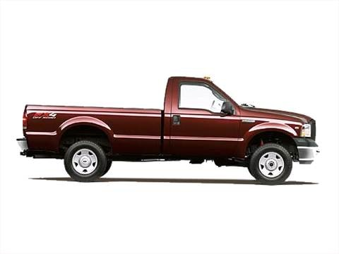 2007 Ford F350 Super Duty Regular Cab XLT Pickup 2D 8 ft  photo