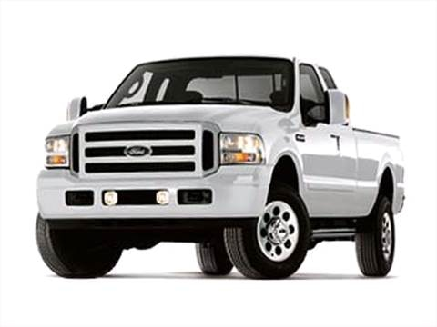2007 Ford F350 Super Duty Super Cab XL Pickup 4D 6 3/4 ft  photo