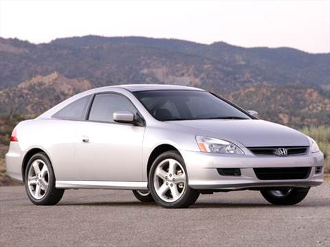 2007 Honda Accord EX Coupe 2D  photo