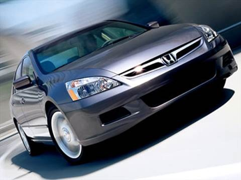 2007 Honda Accord VP Sedan 4D  photo