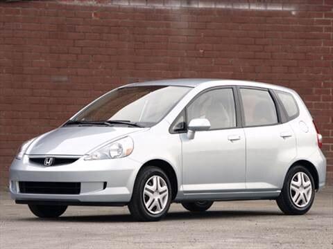 2007 Honda Fit Hatchback 4D  photo