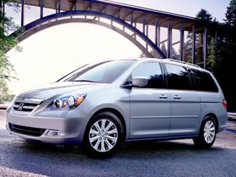 2007 Honda Odyssey EX Minivan 4D  photo