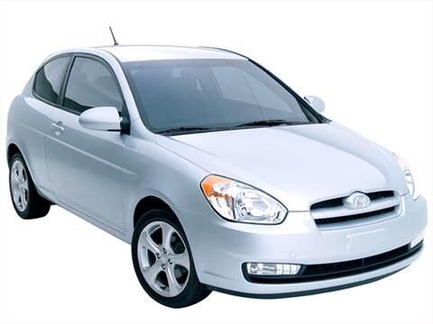 2007 Hyundai Accent GS Hatchback 2D  photo