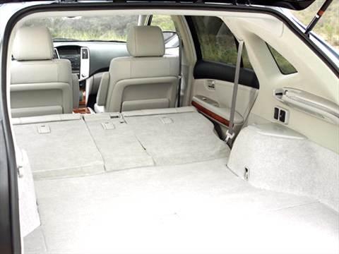 2007 Lexus RX RX 350 Sport Utility 4D  photo