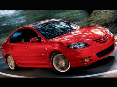 2007 Mazda MAZDA3 s Sport Sedan 4D  photo