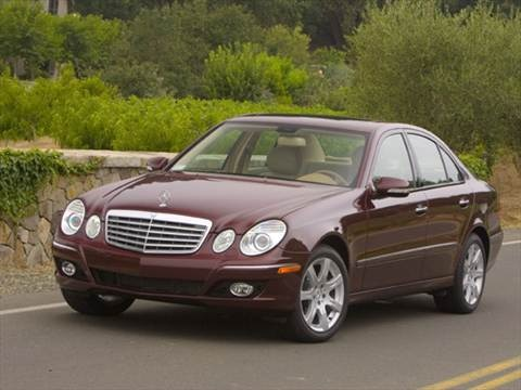 2007 Mercedes-Benz E-Class E350 Sedan 4D  photo