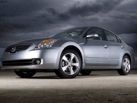 2007 Nissan Altima 2.5 S Sedan 4D  photo