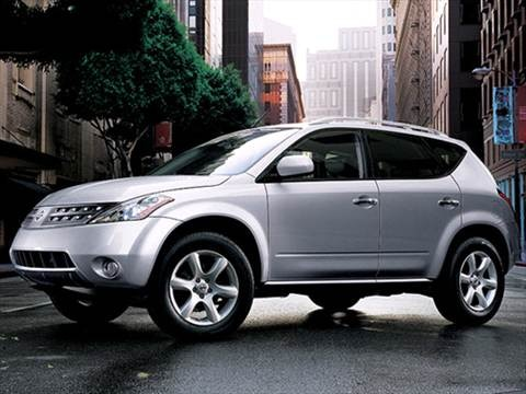 2007 Nissan Murano S Sport Utility 4D  photo