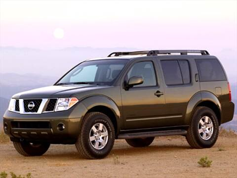 2007 Nissan Pathfinder S Sport Utility 4D  photo
