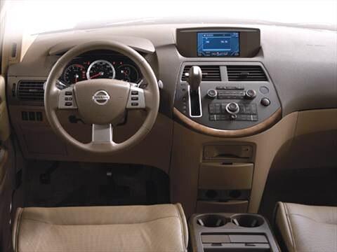 2007 Nissan Quest Minivan 4D  photo