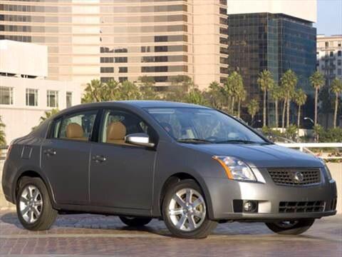 2007 Nissan Sentra Sedan 4D  photo