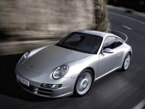 2007 Porsche 911 Carrera Coupe 2D  photo