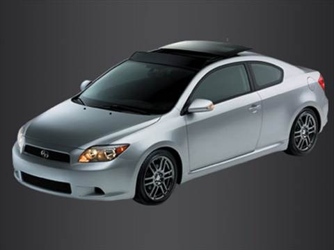 2007 Scion tC Hatchback Coupe 2D  photo