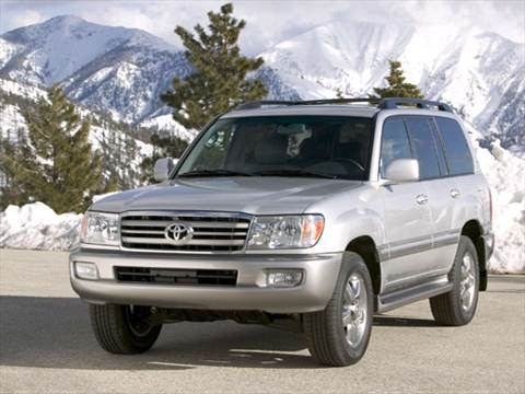 2007 Toyota Land Cruiser Sport Utility 4D  photo