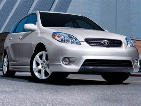 2007 Toyota Matrix Sport Wagon 4D  photo