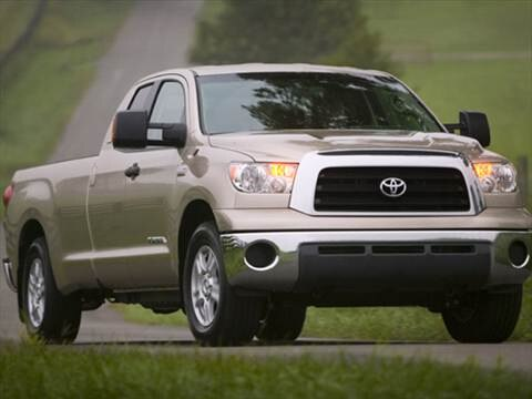 2007 Toyota Tundra Double Cab SR5 Pickup 4D 6 1/2 ft  photo