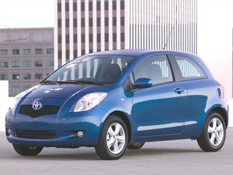 2007 Toyota Yaris Hatchback 2D  photo
