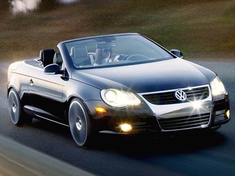 2007 Volkswagen Eos Hard Top Convertible 2D  photo