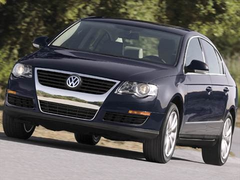 2007 Volkswagen Passat Sedan 4D  photo