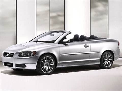 2007 Volvo C70 T5 Convertible 2D  photo