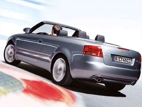 2008 Audi A4 3.2 Quattro Cabriolet 2D  photo