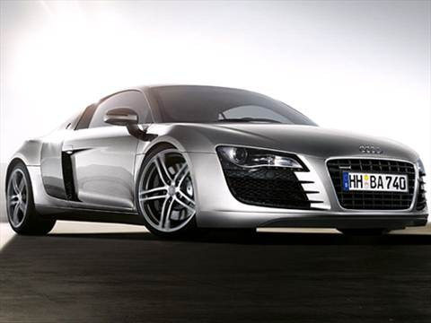 2008 Audi R8 Quattro Coupe 2D  photo