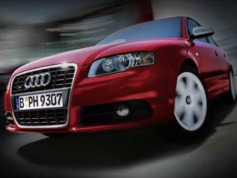 2008 Audi S4 Quattro Sedan 4D  photo