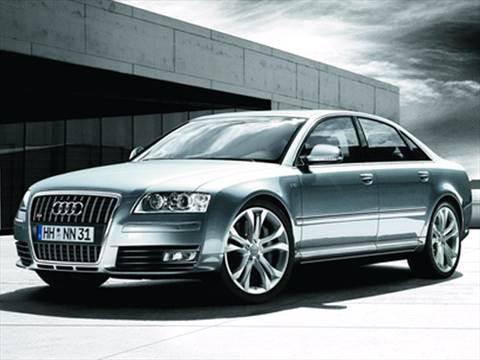 2008 Audi S8 Quattro Sedan 4D  photo