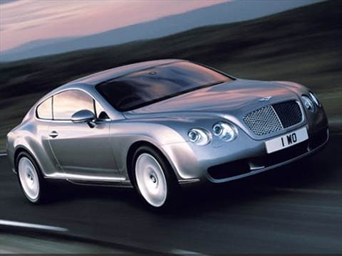 2008 Bentley Continental GT Coupe 2D  photo