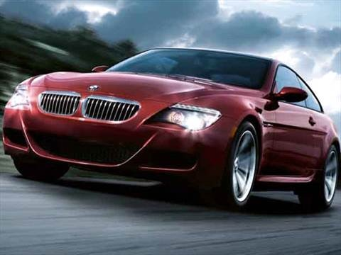 2008 BMW M6 Coupe 2D  photo