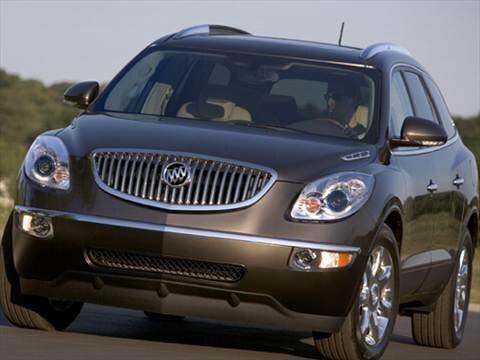 2008 Buick Enclave CX Sport Utility 4D  photo