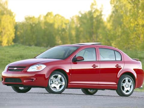 2008 Chevrolet Cobalt LS Sedan 4D  photo