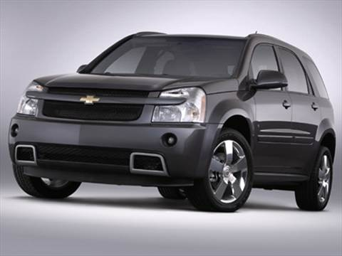 2008 Chevrolet Equinox LS Sport Utility 4D  photo