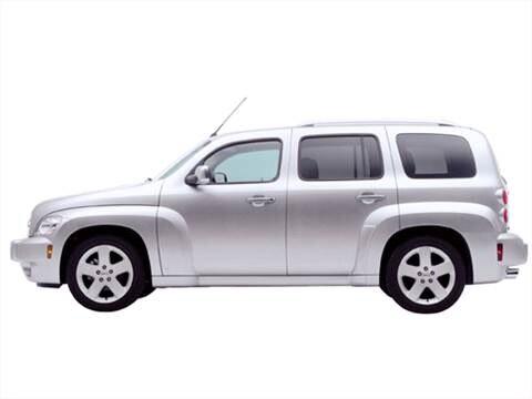 2008 Chevrolet HHR LS Sport Wagon 4D  photo