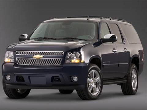 2008 Chevrolet Suburban 2500 LS Sport Utility 4D  photo