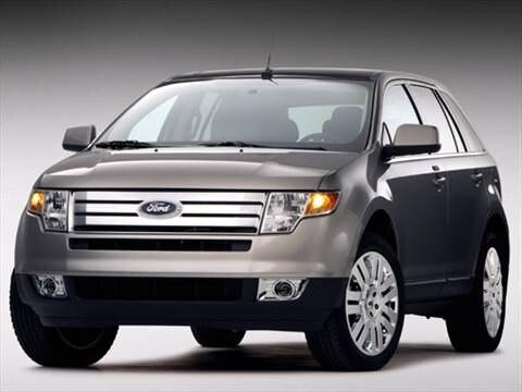 2008 Ford Edge SE Sport Utility 4D  photo