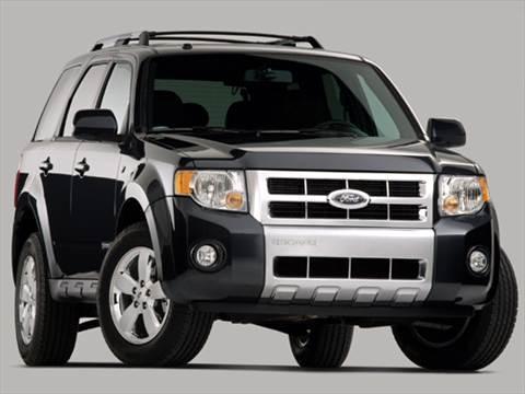 2008 Ford Escape XLS Sport Utility 4D  photo