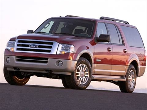 2008 Ford Expedition King Ranch Sport Utility 4D  photo
