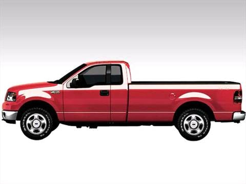 2008 Ford F150 Regular Cab XL Pickup 2D 6 1/2 ft  photo