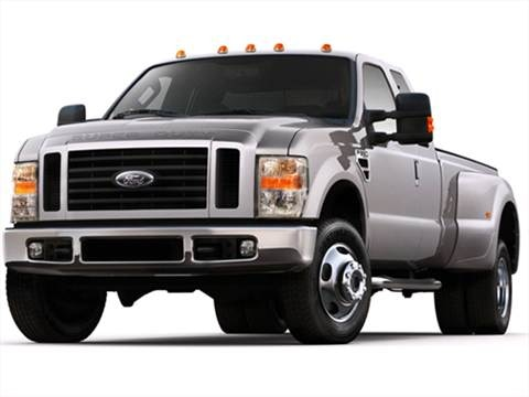 2008 Ford F250 Super Duty Super Cab XL Pickup 4D 6 3/4 ft  photo