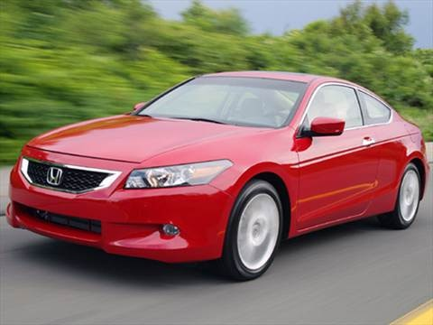 2008 Honda Accord EX Coupe 2D  photo