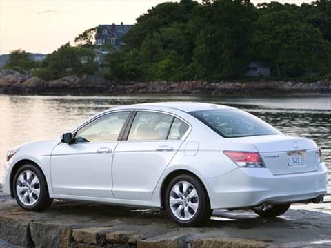 2008 Honda Accord LX Sedan 4D  photo