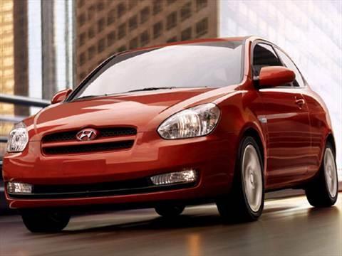 2008 Hyundai Accent SE Hatchback 2D  photo
