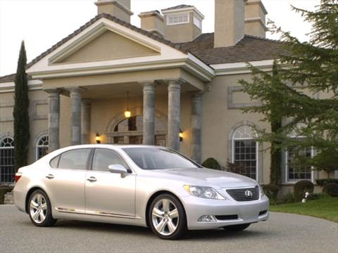 2008 Lexus LS LS 600h L Sedan 4D  photo