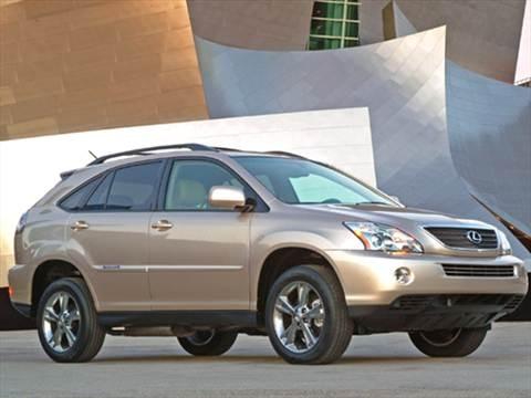 2008 Lexus RX RX 400h Sport Utility 4D  photo