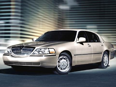 2008 Lincoln Town Car Signature L Sedan 4d Pictures And