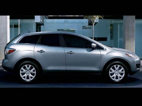 2008 Mazda CX-7 Sport SUV 4D  photo